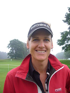 Mianne Bagger Professional golfer