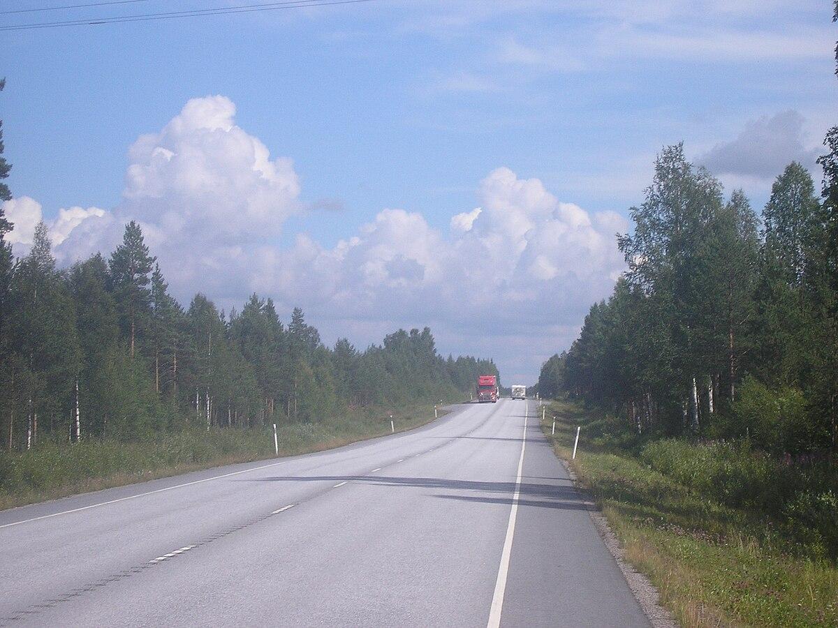 Valtatie 28 Oulu