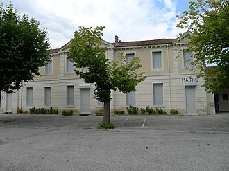 Barbières - Town hall
