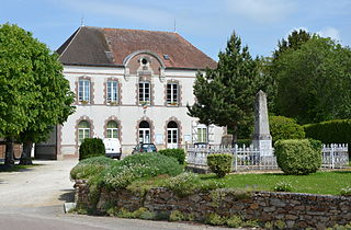Montpothier Commune in Grand Est, France