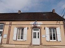 Mairie de Verlin (Yonne) France.JPG