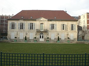 Arcueil - Image: Maison Garde Arcueil