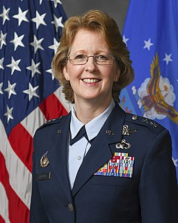 Donna D. Shipton Former Vice Commander of the Space and Missile Systems Commander