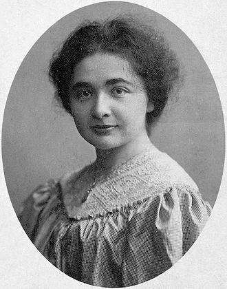 Einstein family - Maria 'Maja' Einstein in the 1900s
