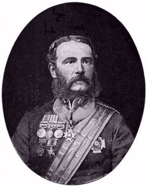 Henry Tombs - Image: Major General Henry Tombs