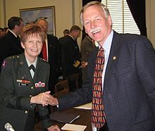 Major General Kathryn Frost and Vic Snyder.jpg