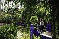 Majorelle Gardens Gardens0625BW (11080716363).jpg
