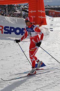 Makeleta Stephan Cross-country skiier