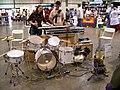 Maker Faire 2007 - Robotic Drum and Guitar (508221614).jpg