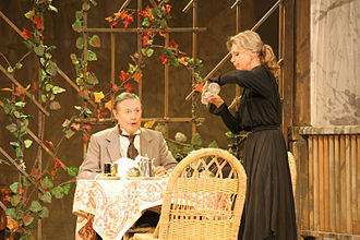 Maly Theatre (Moscow) - Yury Solomin in The Seagull, 2006