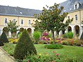 Mamers - Cloister of the Convent of the Visitation - 2.JPG