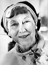 Mamie Eisenhower portrait, April 27, 1971