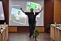 Manash Bagchi - Presentation - Technology for Museums - VMPME Workshop - NCSM - Kolkata 2015-09-08 3147.JPG