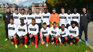 Manchester Central F.C. - u21 Team 2015