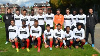 Manchester Central F.C. - u21 Team 2015