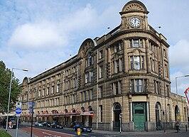 Station Manchester Victoria Wikipedia