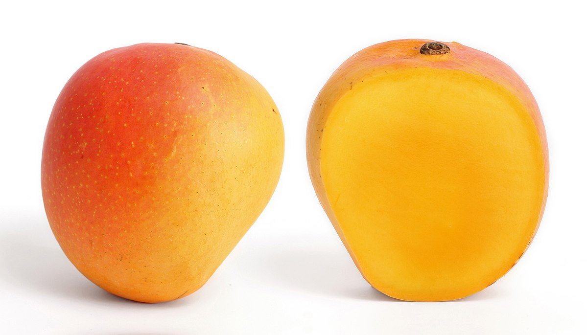 Mango and cross section - Wikipedia