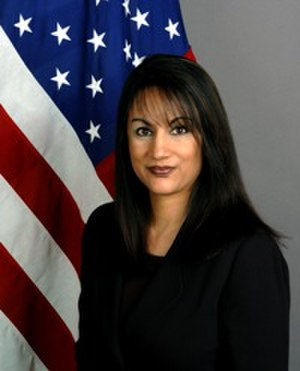 Assistant Secretary of State for Economic and Business Affairs - Image: Manisha Singh 2008