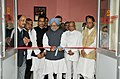 Manmohan Singh inaugurating new facilities for cancer patients at Dr. B. Borooah Cancer Institute, Guwahati, in Assam. The Governor of Assam, Shri J.B. Patnaik, the Chief Minister of Assam.jpg