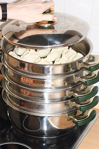 Manti (food) - Image: Manti 20100213 004