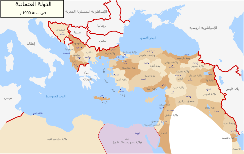 Map-of-Ottoman-Empire-in-1900