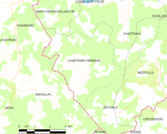 Map commune FR insee code 19047.png