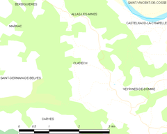 Map commune FR insee code 24122.png
