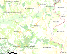 Map commune FR insee code 29275.png