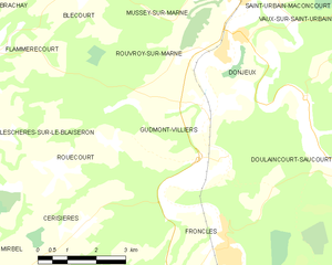 Map commune FR insee code 52230.png