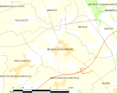Map commune FR insee code 76090.png