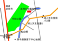 Map of Nagasaki Juvenile Discrimination Center.png