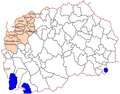 Map of the municipalities of the Polog Statistical Region el.png