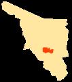 Mapa Municipios Sonora La Colorada.png