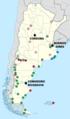 Mapa de Argentina con todos los destinos de LADE (ANTIGUO).png