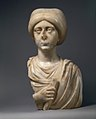 Marble Portrait Bust of a Woman with a Scroll MET 66.25.jpg