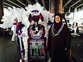 Mardi Gras Under the Claiborne Overpass 2014 Indian In Our Time.jpg
