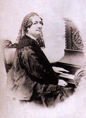 Maria Wodzińska - Maria Orpiszewska, née Wodzińska, in later life