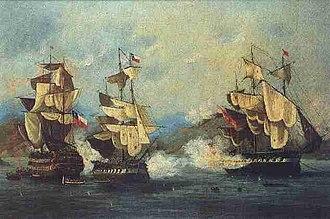 Chilean ship Lautaro (1818) - Image: Mariaisa