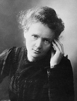 Marie Curie Tekniska museet