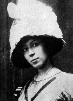 Marie Laurencin - Marie Laurencin, c. 1912, Paris