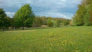 Marienlyst Park - Image: Marienlystparken 4
