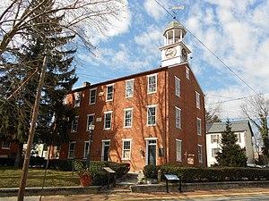 Marietta, Pennsylvania - Old Town Hall