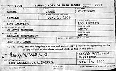 235px-Marilyn_Monroe_Birth_Certificate.j