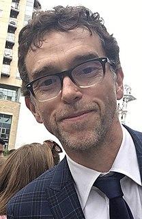 Mark Charnock English actor