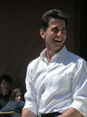 California State Senator Mark Leno at the Gran...