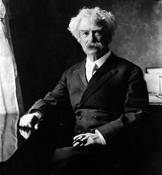 Fenimore Cooper's Literary Offenses - Mark Twain about 1895