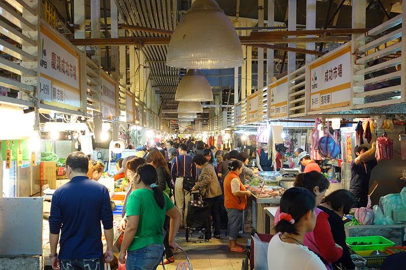 Market in Taipei - DSC01062.JPG