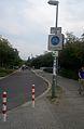Markierung der Schwedter Straße Berlin als Fahrradstraße.jpg