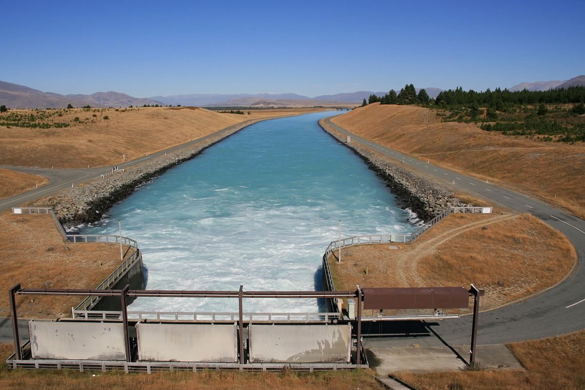 New Zealand Wikipedia: List Of Dams And Reservoirs In New Zealand