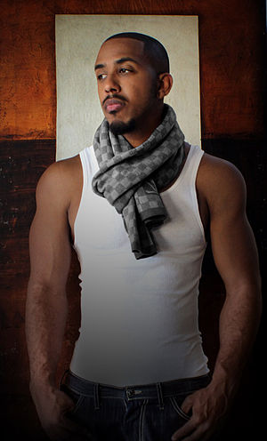 IMx - Marques Houston, lead singer of the band Immature/IMx